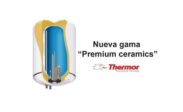 Nuevos termos Premium cerâmica de Thermor