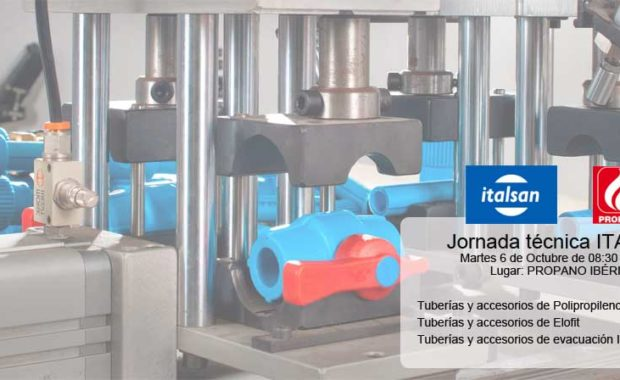 Jornada Técnica ITALSAN
